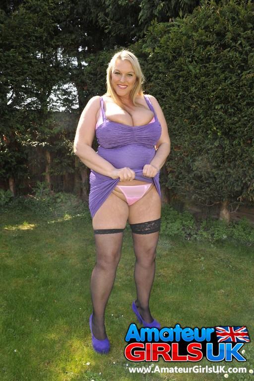 British bbw naked
